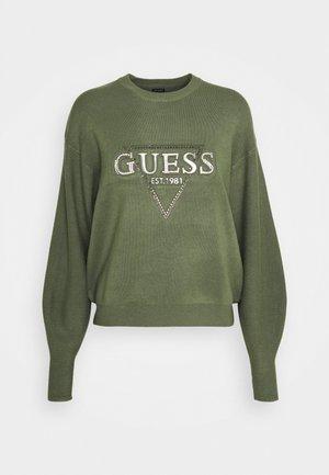 BEATRICE - Pullover - grün