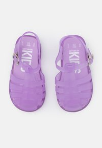 Cotton On - AMALFI FROSTED JELLY UNISEX - Pool slides - pale violet - 3