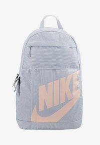 Nike Sportswear - ELEMENTAL UNISEX - Reppu - sky grey/sky grey/washed coral - 6