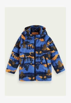 Winter jacket - combo a
