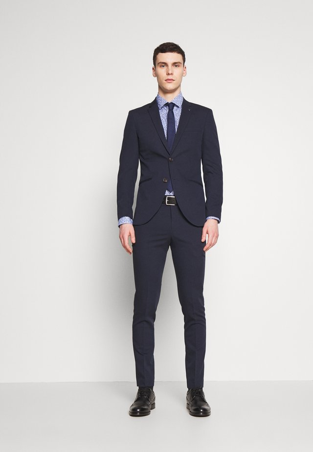 BLAVINCENT SUIT - Kostym - dark navy