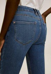 Mango - ISA - Jeans Skinny Fit - middenblauw - 3