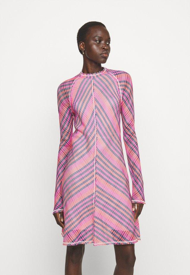 ABITO - Korte jurk - pink