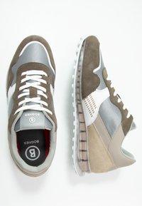 Bogner - ESTORIL - Tenisky - brown/white/beige - 1