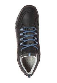 Travelin - AARHUS LOW - Hiking shoes - black - 1