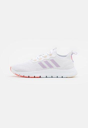 NARIO MOVE - Treningssko - footwear white/purple tint/dash grey