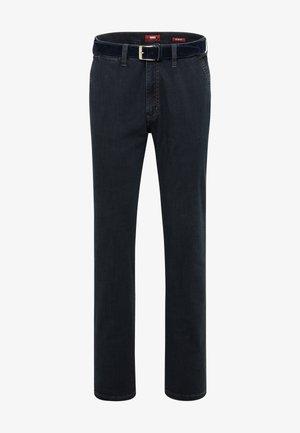 ROBERT - Straight leg jeans - rinse