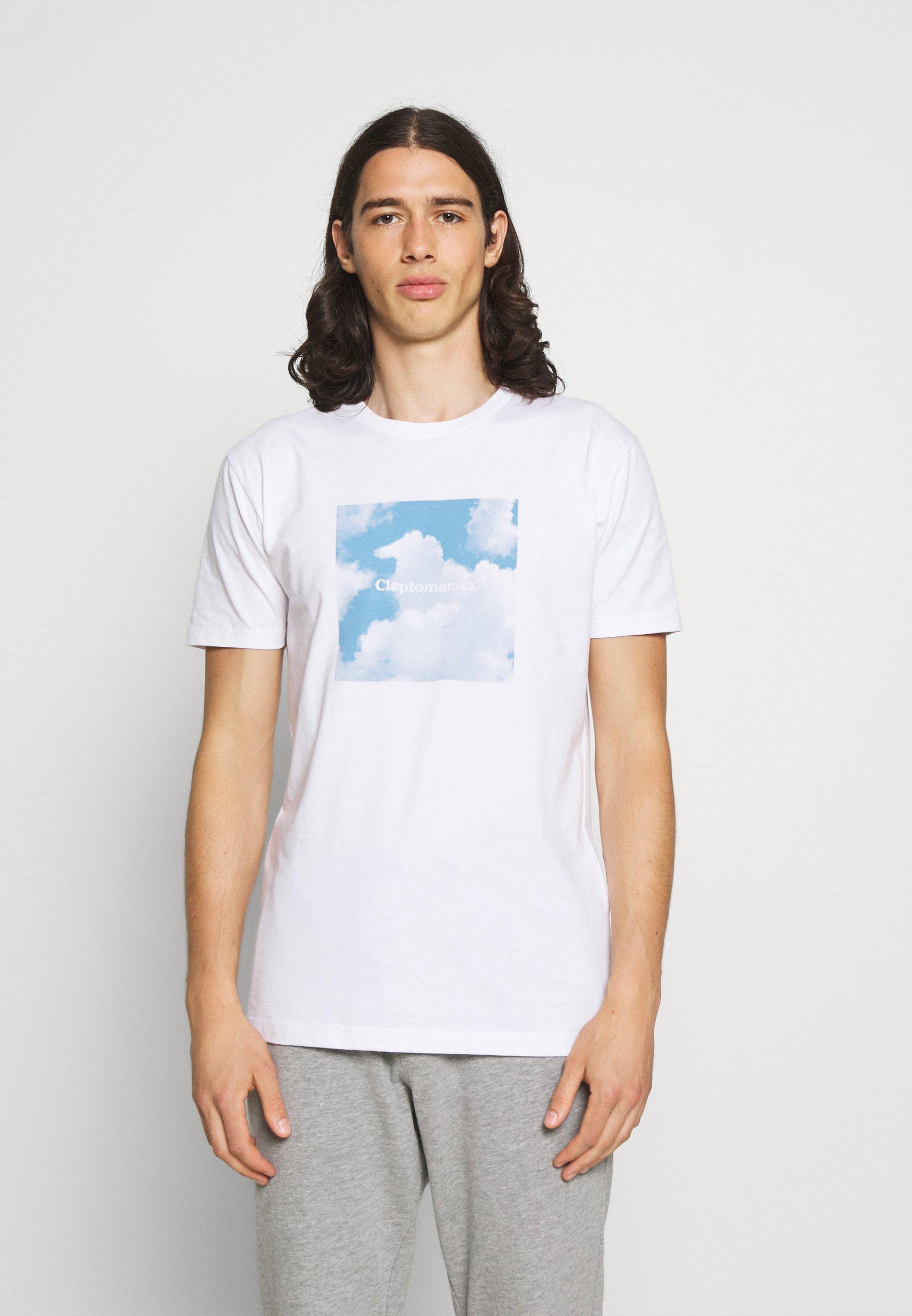 Men CLOUD GULL - Print T-shirt