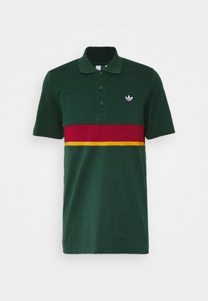 SPORTS INSPIRED SHORT SLEEVE - Poloskjorter - grnnit