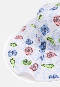 maximo - KIDS GIRL FLAPPER MUSCHEL - Hat - weiß/multicolor - 3
