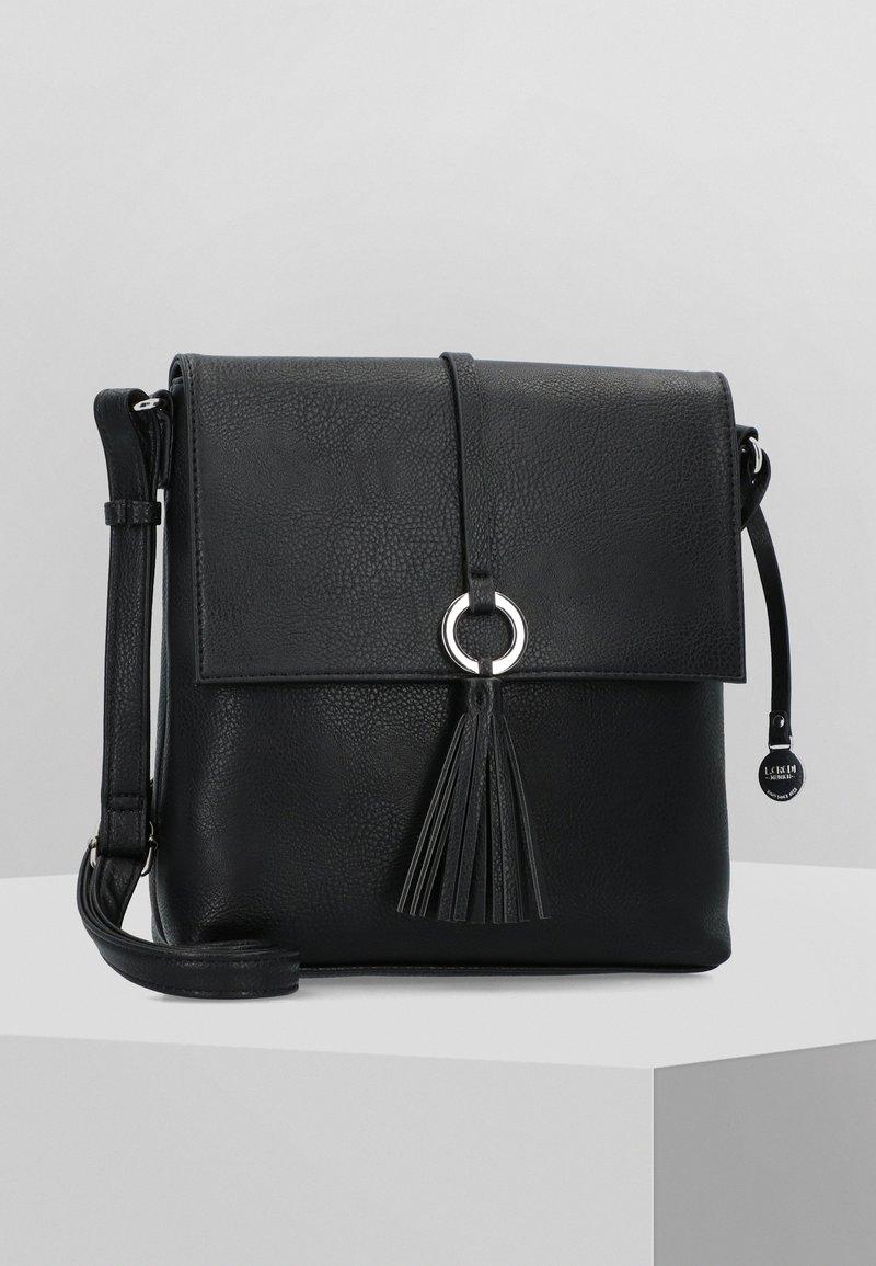 L. CREDI - BELANA - Across body bag - black