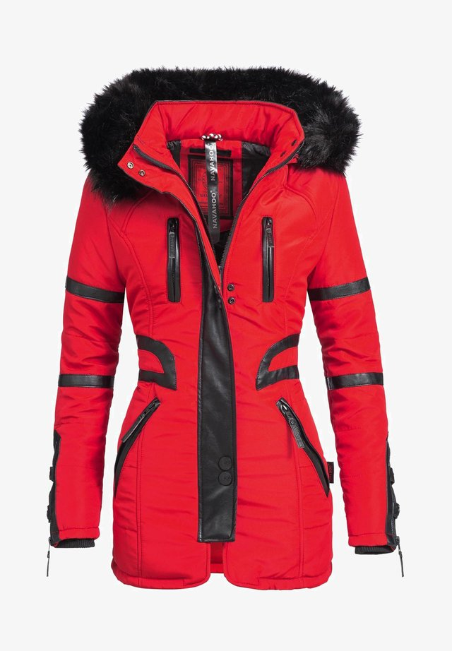 MOON - Cappotto invernale - rot
