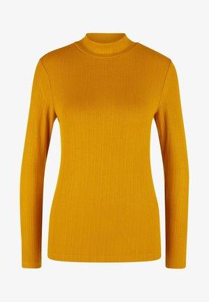 Strickpullover - yellow