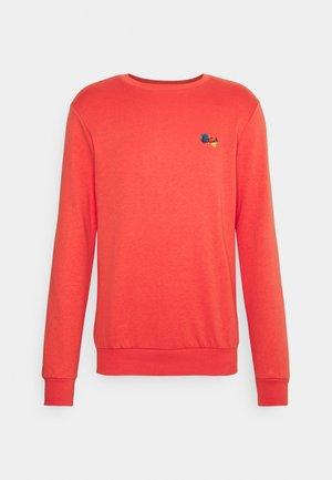 PAINT SPLATTER  - Sweatshirt - orange