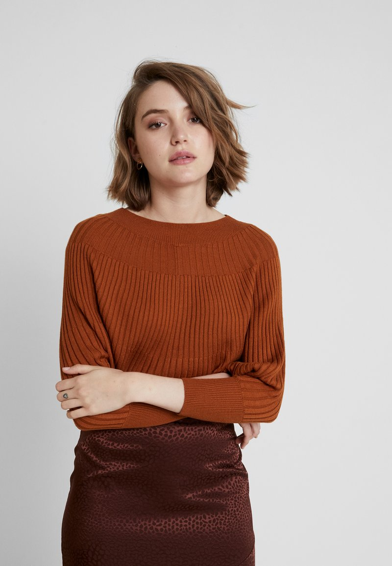 mint&berry - Pullover - caramel cafe