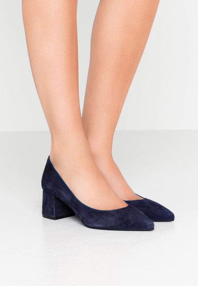 CULINA - Klassiske pumps - empire blue