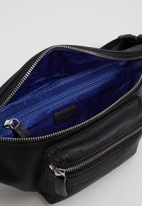 Le Tanneur - WAIST BAG - Torba na ramię - noir - 4