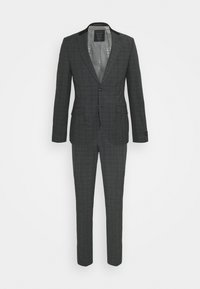 Shelby & Sons - BEAMOUNT SUIT - Kostym - charcoal - 0