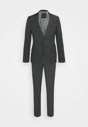 BEAMOUNT SUIT - Oblek - charcoal