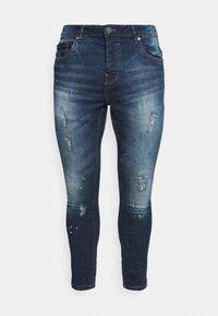 CALIFORNIA - Slim fit jeans - blue wash