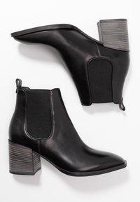 Kennel + Schmenger - ERIN - Boots à talons - schwarz - 3