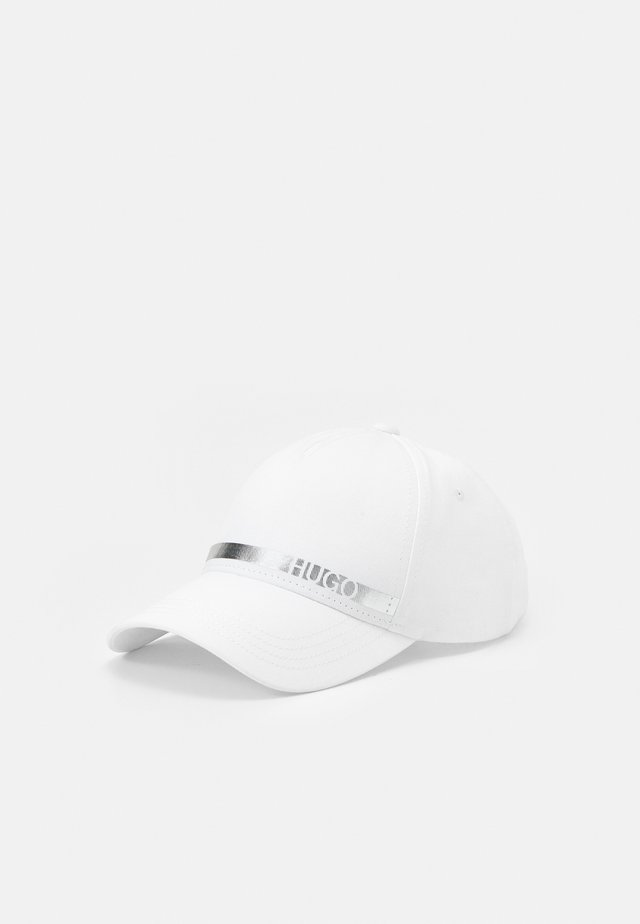 UNISEX - Kšiltovka - white/silver