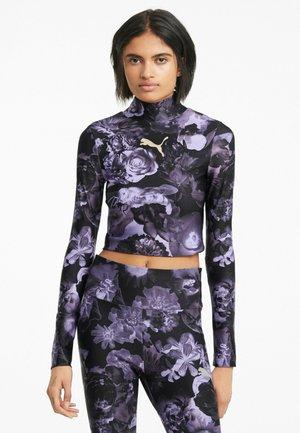 Sports shirt - elektro purple