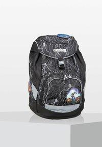 Ergobag - REFLEX GLOW - Cartable d'école - black - 0