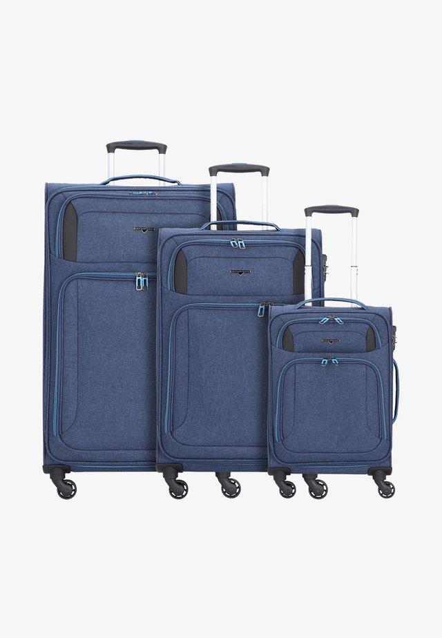 AIRSTREAM - Luggage set - blue
