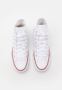 Converse - CHUCK TAYLOR ALL STAR WIDE FIT  - Zapatillas altas - optical white - 3