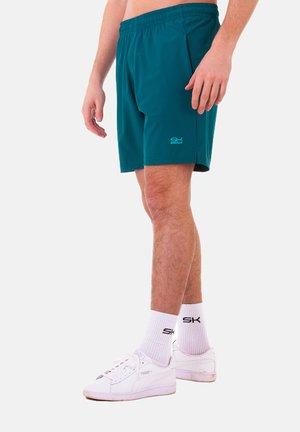 Sports shorts - petrol grün