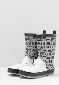 Chipmunks - POLAR - Wellies - grey - 3