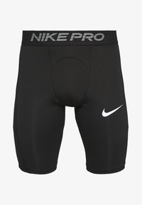 Nike Performance - SHORT LONG - Trikoot - black - 1