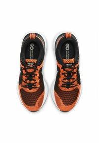 Nike Performance - REACT INFINITY RUN FK 2 - Neutral running shoes - bright mango black white - 3