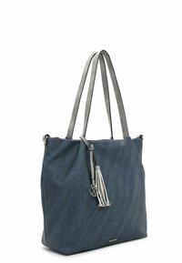 Emily & Noah - ELKE - Shopping bag - blue - 2
