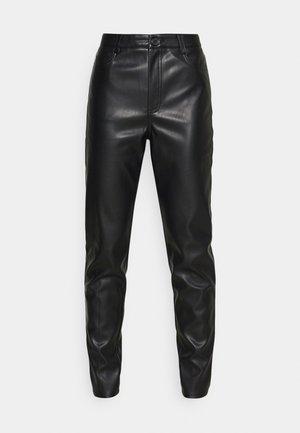 DIVISION PANTS - Trousers - black