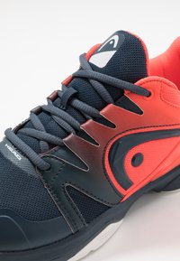 Head - SPRINT 2.5 CARPET MEN - Clay court tennissko - navy - 5