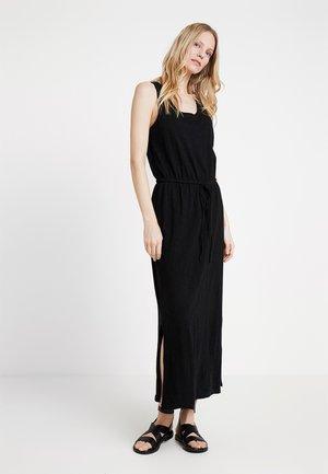 Maxi dress - true black