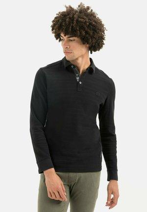 Polo shirt - asphalt