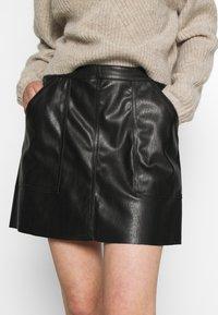 Vero Moda - VMSYLVIA SKIRT - A-line skirt - black - 4