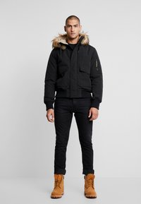Replay - Winter jacket - black - 1
