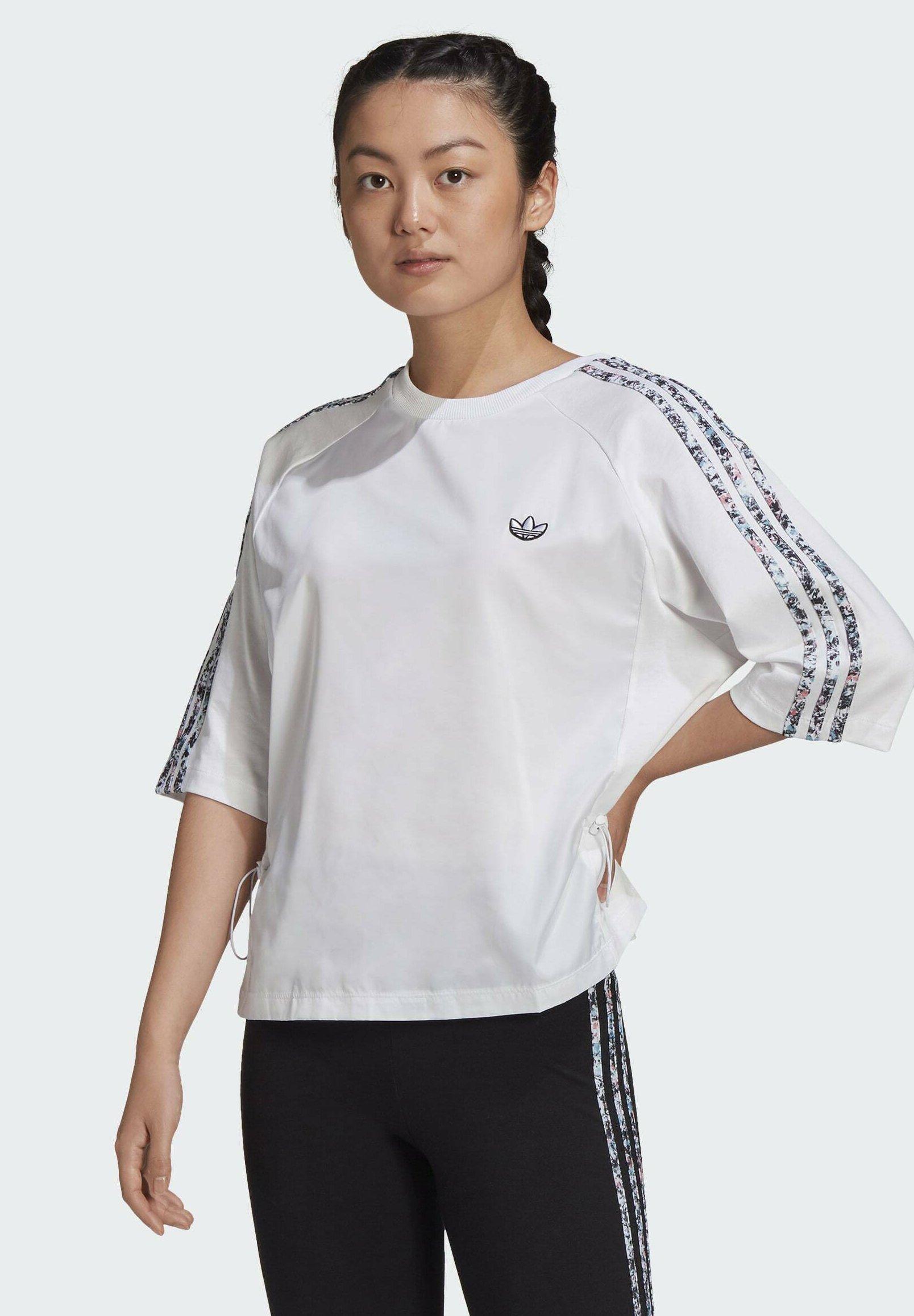 Women BOXY T-SHIRT - Long sleeved top