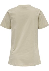 Hummel - HMLZENIA  - Print T-shirt - humus - 4