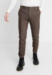 Shelby & Sons - BEMBRIDGE  - Pantalones - brown - 0