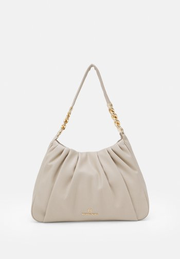HANNAH - Handbag - light sand