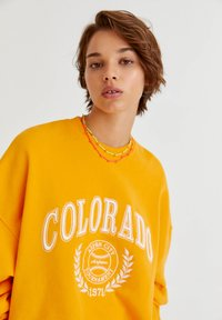 PULL&BEAR - Sweatshirt - orange - 3
