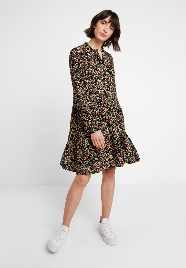 mbyM - VESTA - Shirt dress - multi-coloured