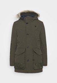 VODAN PDD HDD FAUX FUR PARKA - Winter coat - olive