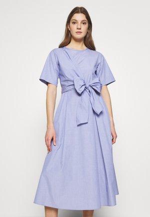 DEDALO - Day dress - azurblau