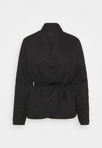 CLOSED - BRITT - Summer jacket - icy verbena - 2